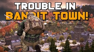 BIG WIN and Trolling Rust Bandit Town Gambling
