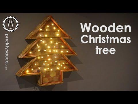 Christmas tree light - How to make