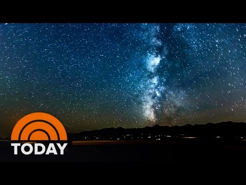 A Colorado Town Goes Dark To Let The Milky Way Shine Bright | TODAY
