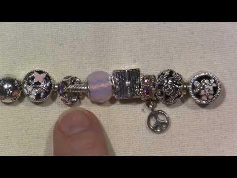 Pandora Update; Poetic Blooms Bracelet
