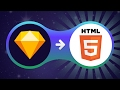 How To Convert Sketch Design To HTML