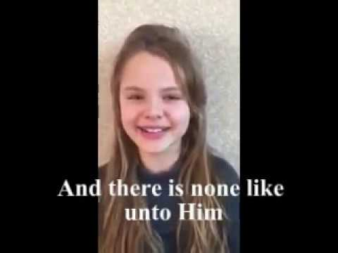Ukrainian beautiful girl and the grandest words