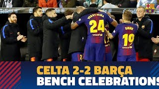 CELTA 2-2 BARÇA | What you haven