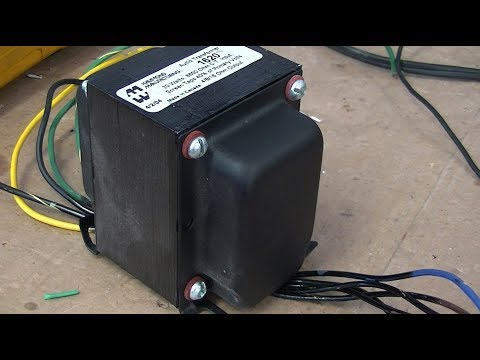 audio lecture 21, how to test audio output transformers(OPT) : impedance, HV insulation, DC-R
