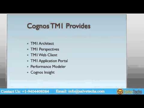 cognos tm1 introduction session1