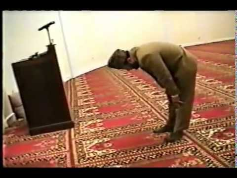 Learn How to say Fajr (Fajir) Prayer - Salat / Namaz -SUNNI (Explained in ENGLISH)