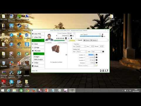 GTA 5 Max Cash, Skills And More (GTA 5 Save Editor)