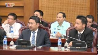 Phó Thủ tướng Vũ Văn Ninh gặp mặt 100 doanh nhân trẻ khởi nghiệp xuất sắc 2015