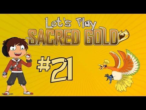Let's Play Pokémon Sacred Gold #21: I'll Trade Ya!
