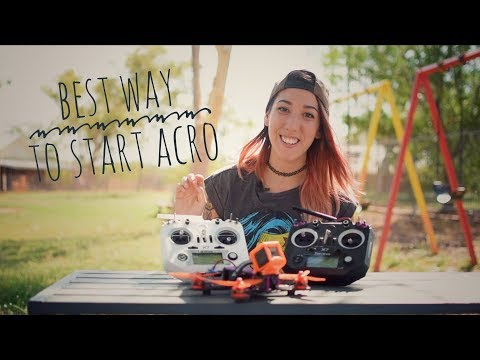 BEST WAY TO START FPV ACRO (& How to Teach Beginners)