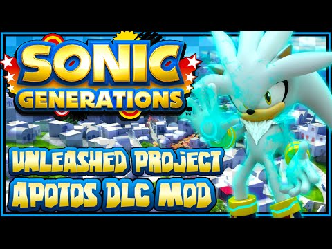 Sonic Generations PC - (1440p) Unleashed Project Apotos DLC Mod