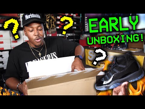 GOT THESE IN 2 WEEKS EARLY! NEW SNEAKER UNBOXING & MORE! (TRIPLE UNBOXING!)