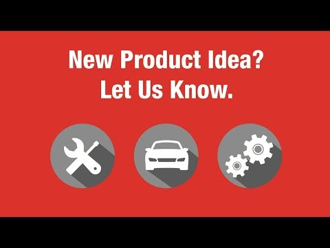 New Product Idea Portal