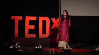 Victory Beyond The Mountain   IAS officer   Tina Dabi   TEDxHansrajCollege