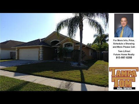 13408 SUNVALE PLACE, TAMPA, FL Presented by Tom Lifrieri.