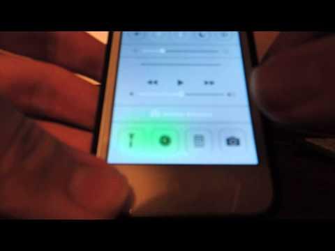 Another iOS 7.0.2 Lock Screen Emergency Call Glitch.