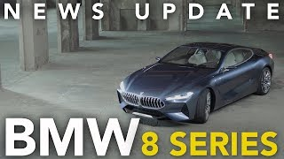 2019 BMW 8 Series Preview, Subaru BRZ STI, Tesla Model 3 Pricing and More: Weekly News Roundup