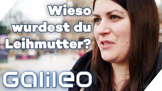 Fragwürdig oder notwendig? 10 Fragen an eine Leihmutter | Galileo | ProSieben