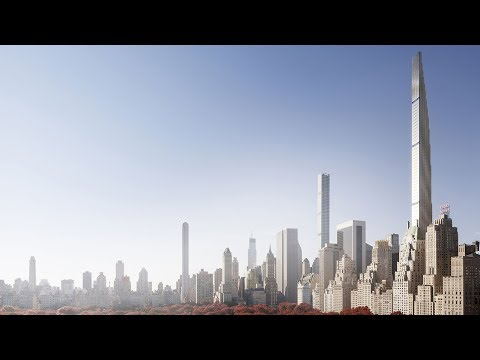 The Rise of New York's Super Skinny Towers | The B1M