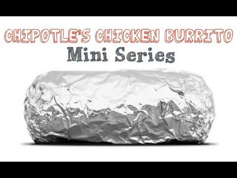 Chipotle's Chicken Burrito - Mini Series - How to Make Every Part