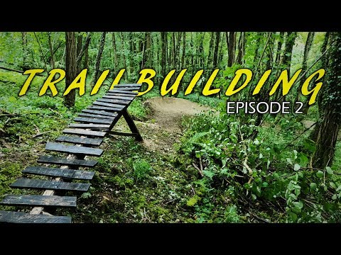 Trail Building Diaries ep 2 / North Shore | Drop