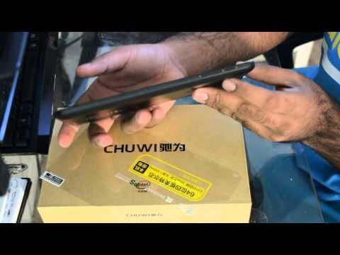 Chuwi Vi8 Series - Hardware Overview