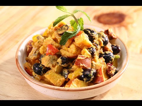 Apple and Angoor Sabzi | Apple Tasty Delight | Sanjeev Kapoor Khazana
