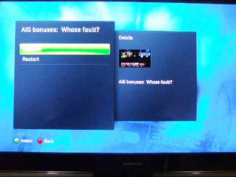 CNN on Xbox 360 via PlayOn