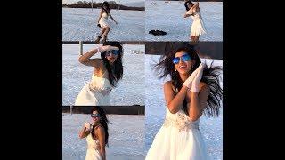 Mere Khwabon Mein | Mishka's Amazing Dance | DDLJ | Shahrukh Khan | Snow Dance