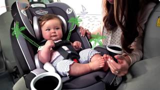 Graco 4ever 4 In 1 Car Seat Product Video