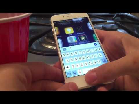 Keyboard Won't Go Away On iOS 10!!!