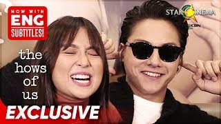 Kathryn, Daniel React To Old Photos | Exclusive