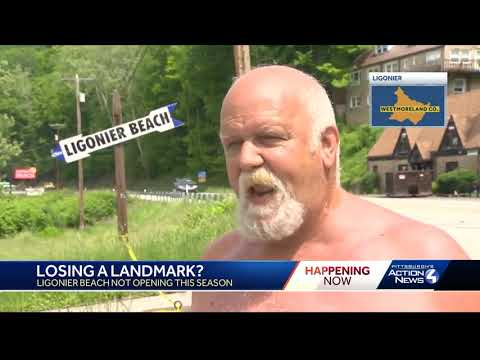 After more than 90 years, Ligonier Beach will not open this summer
