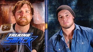 Dean Ambrose crosses the line during interview with Baron Corbin: WWE Talking Smack, Mar. 28, 2017