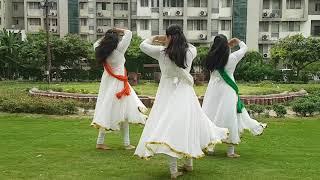 Ae Watan | Raazi | Independence Day Special | Dance by Jayati, Diya and Muskan