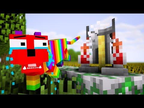 Ocelot Life 3 | Brewing - Minecraft Animation