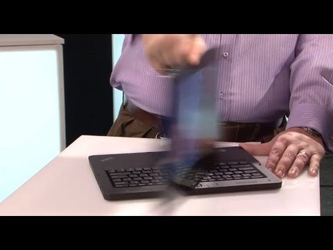 Lenovo Unboxed: ThinkPad Twist