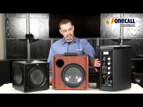Explained: Subwoofers--What you need to Know