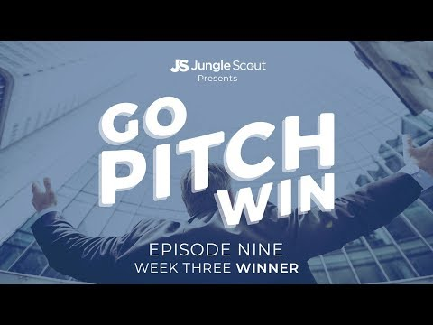 ANNOUNCEMENT The Winner is  ... 🤔I Week 3 I Go Pitch Win I Jungle Scout