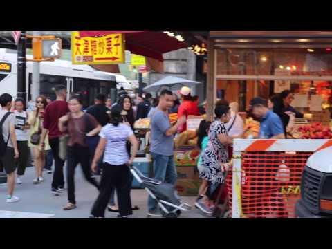CHINA TOWN FLUSHING New York