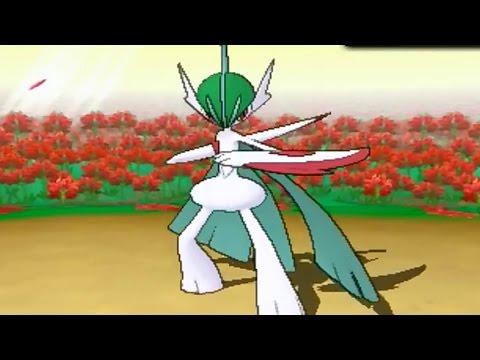 Pokemon Omega Ruby / Alpha Sapphire Part 38 - Mega Gallade