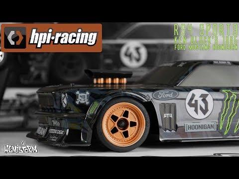 KEN BLOCK's 1965 HOONICORN - HPI Racing RS4 Sport 3 RTR