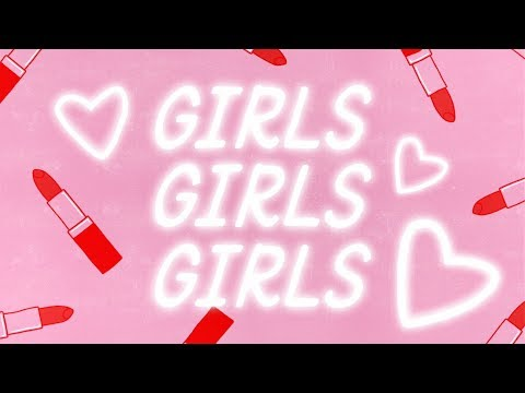 Rita Ora - Girls ft. Cardi B, Bebe Rexha & Charli XCX (Official Lyric Video)
