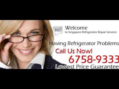 Singapore Refrigerator Technician | Call 6758 9333