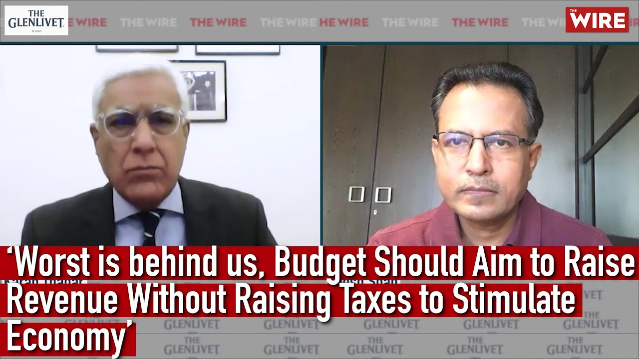 'Worst is behind us, Budget Should Aim To Raise Revenue Without Raising Taxes to Stimulate Economy'
