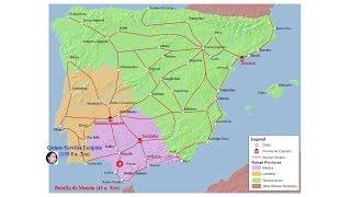 Hispania Romana 34 - Viaje por la Bética y la Lusitania - Prof. Manuel Lafarga
