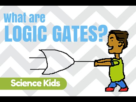 WHAT ARE LOGIC GATES?