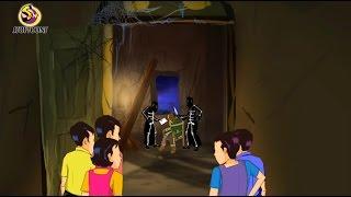 PANDAB GOENDA CARTOON | Mittir Barir Rahashyo | 1ST ADVENTURE | Bengali Cartoon Video