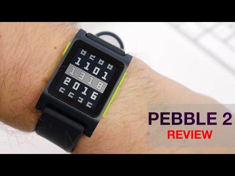 Pebble 2 review - Smart, but not fancy