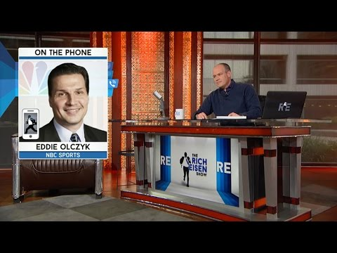 Eddie Olczyk of NBC Sports Talks NHL Playoffs on The RE Show - 6/1/15